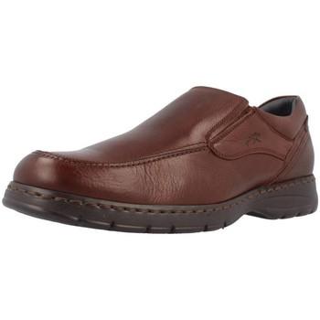 Chaussures Homme Mocassins Fluchos CRONO Brun