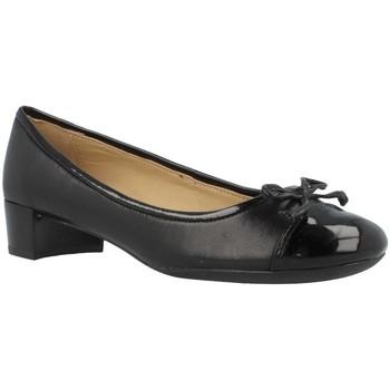 Chaussures Femme Ballerines / babies Geox D CAREY C Noir