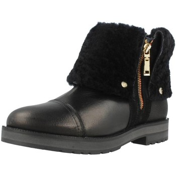 Chaussures Femme Bottines Tommy Hilfiger WEST 7AS Noir