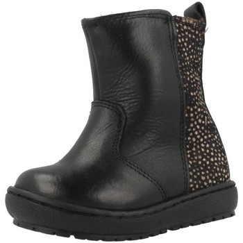 Chaussures Fille Boots Gioseppo BERET Noir