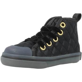Chaussures Fille Baskets montantes Gioseppo OBI Noir