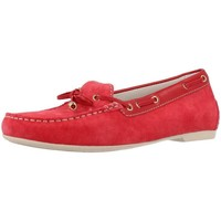 Chaussures Femme Chaussures bateau Stonefly 106123 Rouge
