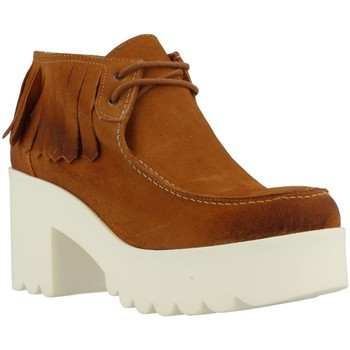Chaussures Femme Low boots Istome SARA 5 Brun