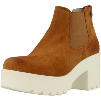 Chaussures Femme Bottines Istome SARA 3 Marron