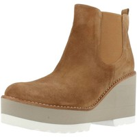 Chaussures Femme Bottines Vo CHELSEAC Brun
