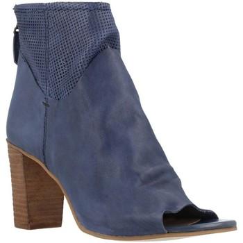 Chaussures Femme Bottines Elvio Zanon B2511X Bleu