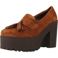 Chaussures Femme Escarpins Alpe 3204 11 Brun