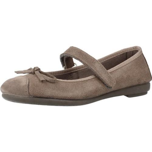 Chaussures Fille Derbies & Richelieu Vulladi 4408 588 Brun