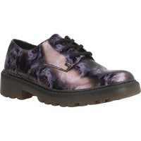 Chaussures Fille Derbies Geox J CASEY G Violet