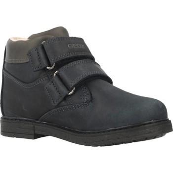 Chaussures Garçon Boots Geox B GLIMMER B Bleu