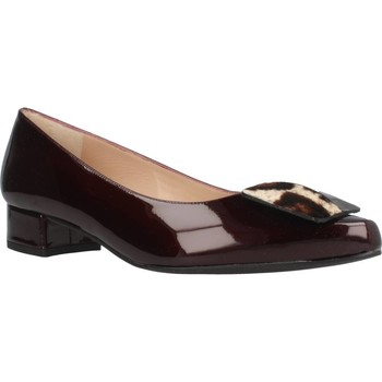 Chaussures Femme Escarpins Platino VERNICE Rouge