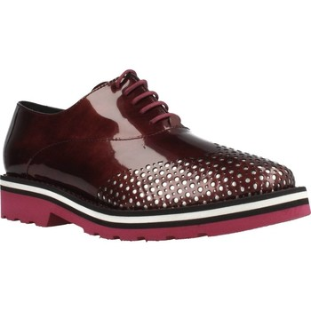 Chaussures Femme Derbies Angel Infantes 705A Rouge