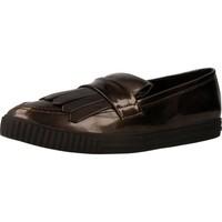 Chaussures Femme Mocassins Geox D AMALTHIA E Marron