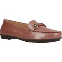 Chaussures Femme Mocassins Geox D ELIDIA B Rose