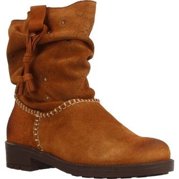 Chaussures Fille Boots Coolway BRISIKID Marron