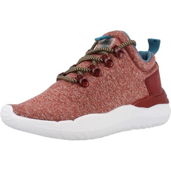 Chaussures Femme Baskets basses Coolway DRAKE Rouge