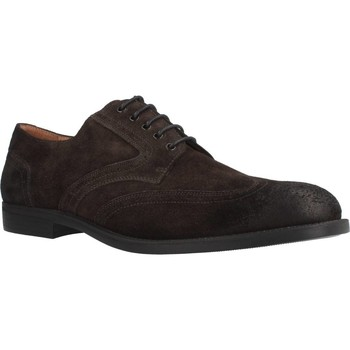 Chaussures Homme Derbies Stonefly BERRY 5 Noir