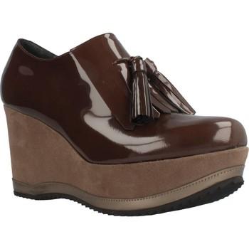 Chaussures Femme Mocassins Bruglia 6075 Marron