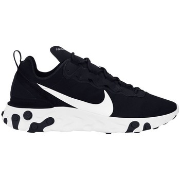 Chaussures Homme Baskets basses Nike React Element 55 Noir