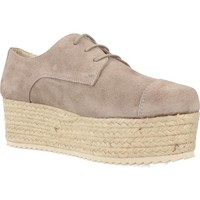 Chaussures Femme Espadrilles Bossi 3862 Gris