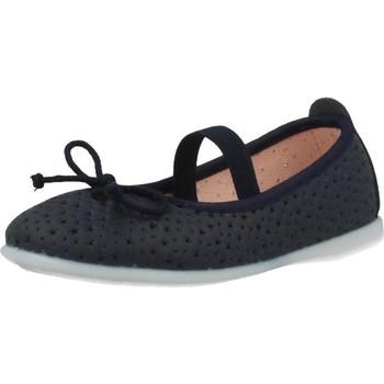 Chaussures Fille Ballerines / babies Gioseppo MARIANELA Bleu