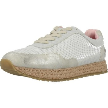 Chaussures Fille Baskets basses Gioseppo M0LDAVIA Argent