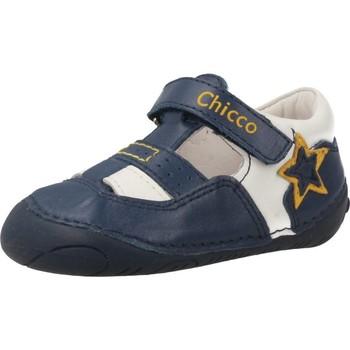 Chaussures Garçon Derbies & Richelieu Chicco DANTON Bleu