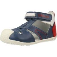 Chaussures Garçon Derbies & Richelieu Chicco 68405 Bleu