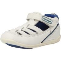 Chaussures Garçon Derbies & Richelieu Chicco G7 Blanc