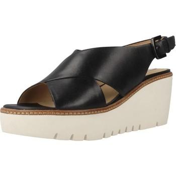 Chaussures Femme Sandales et Nu-pieds Geox D DOMEZIA C Noir