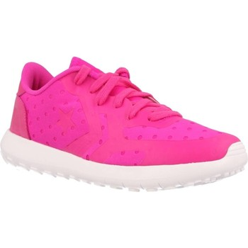 Chaussures Femme Baskets basses Converse THUNDERBOLT ULTRA OX Rose