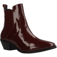 Chaussures Femme Bottines Pepe jeans DINA NEW ELASTIC Rouge