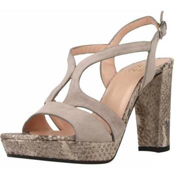 Chaussures Femme Sandales et Nu-pieds Joni 12068 Gris