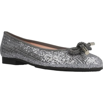 Chaussures Femme Ballerines / babies Made With Love 2002M Gris
