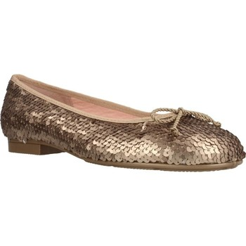 Chaussures Femme Ballerines / babies Made With Love 2000M Brun
