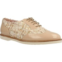 Chaussures Femme Derbies Pretty Ballerinas 44822 Brun