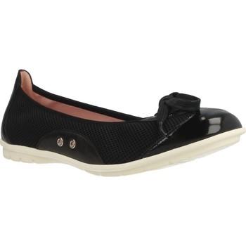Chaussures Femme Ballerines / babies Pretty Ballerinas 45011 Noir