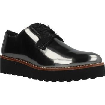 Chaussures Femme Derbies & Richelieu Gas SIRJA LACE Argent