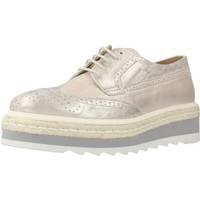Chaussures Femme Derbies & Richelieu Alpe 3283 16 Argent