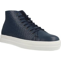 Chaussures Femme Baskets montantes Gas ROMA ETNICO Bleu