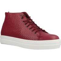 Chaussures Femme Baskets montantes Gas ROMA ETNICO Rouge