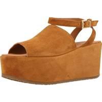 Chaussures Femme Sandales et Nu-pieds Alpe 3422 11 Marron
