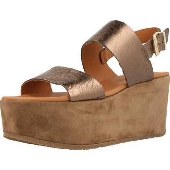 Chaussures Femme Sandales et Nu-pieds Alpe 3423 R3 Brun