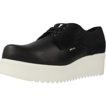 Chaussures Femme Derbies Gas SASHA Noir