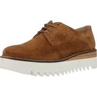 Chaussures Femme Derbies Alpe 3294 11 Marron