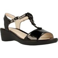 Chaussures Femme Sandales et Nu-pieds Stonefly VANITY III 11 Noir