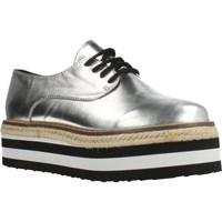 Chaussures Femme Derbies Coolway 71204 Argent