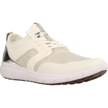 Chaussures Fille Baskets basses Lumberjack SW25005 Blanc