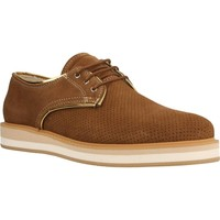 Chaussures Femme Derbies Lumberjack SW31204 Marron
