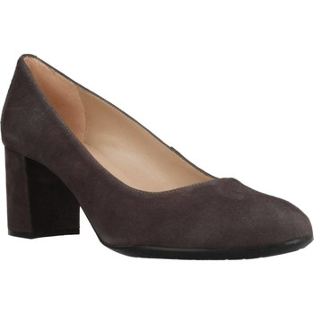 Chaussures Femme Escarpins Unisa MILAS KS Gris